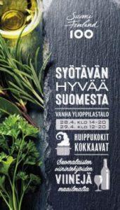Syötävän Hyvää Suomesta 2017