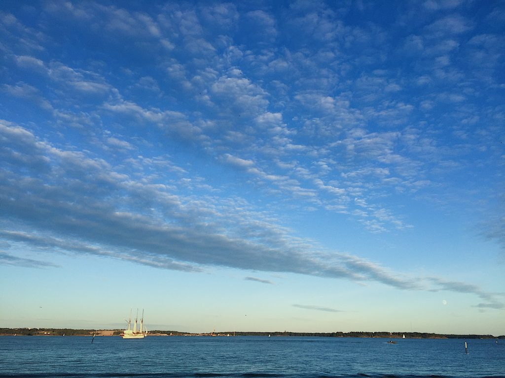 Meri ja laivat-1