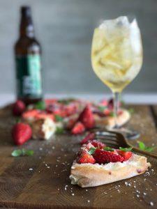 Taste of Nikinmäki - TSHC & mansikkapizza