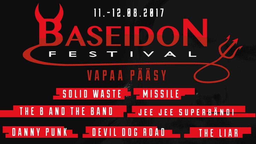 Baseidon Festival 2017