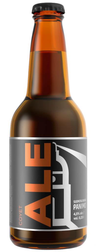 Coyet Ale Suomenlinnan Panimo beer
