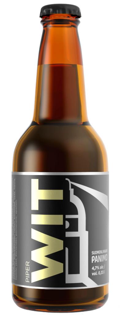 Piper Wit Suomenlinnan Panimo beer
