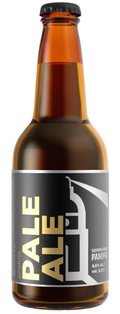 Sparre Pale Ale Suomenlinnan Panimo beer