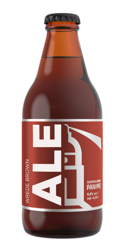 Wrede Brown Ale